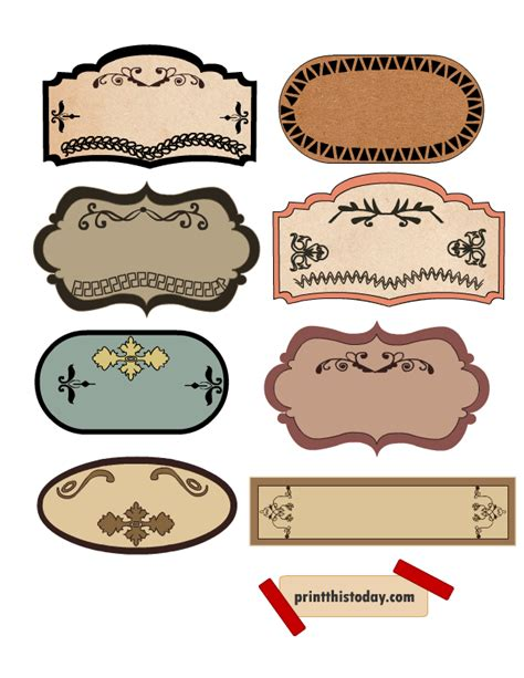 jar label templates 14 free printable jar and canning labels tags