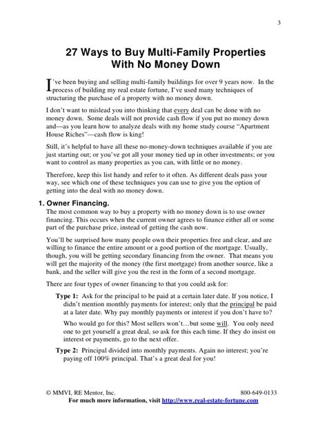 buy house no money down how to buy a house with cash and no realtor howsto co