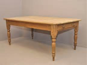 Pine Kitchen Table Pine Kitchen Table P2932 Antiques Atlas