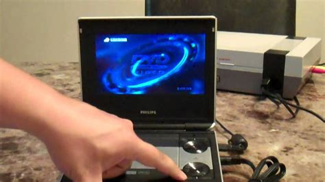 mobile 9games how to play through your portable dvd player