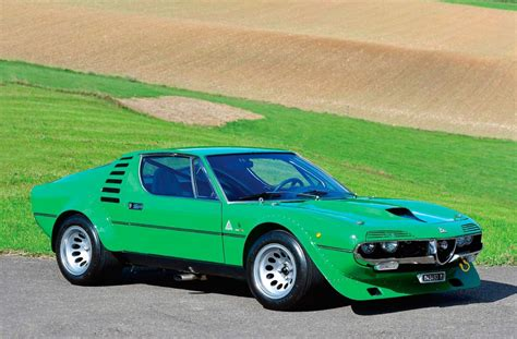 alfa romeo montreal race car 1973 alfa romeo montreal group 4 race car track road
