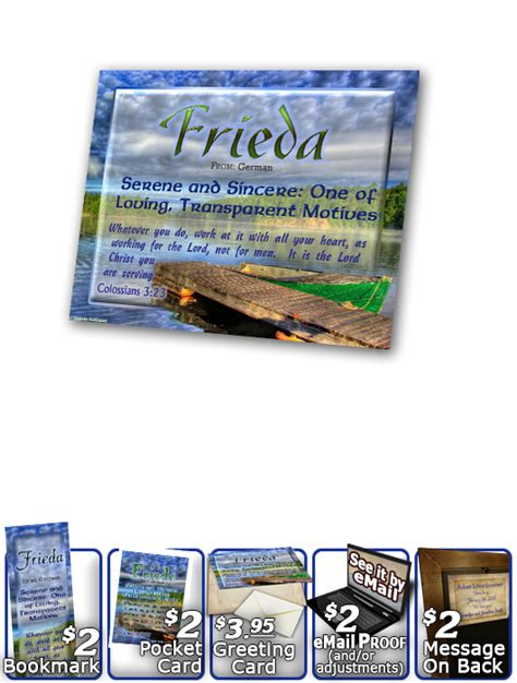 meaning ng layout encouraging name meaning gifts printed plaques with
