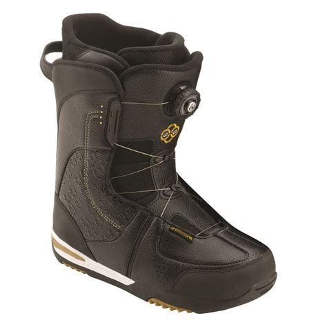 morrow kick boa snowboard boots 2009 evo outlet