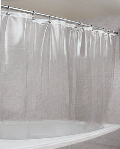 best type of shower curtain liner mildew resistant antibacterial shower curtain clear liner
