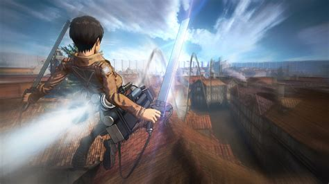 attack on tian attack on titan gameplay details and high res screenshots