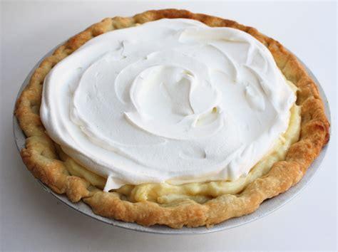 Blind Pie Crust Lemon Cream Pie Made Everyday