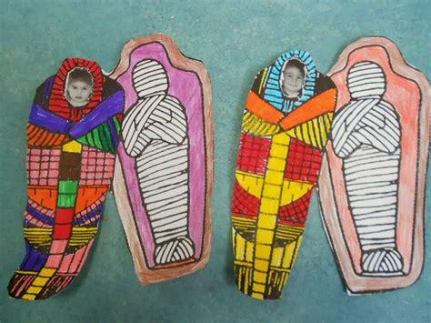 imagenes egipcias manualidades momias ni 241 os egipto pinterest