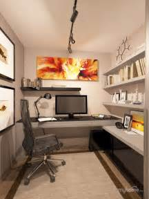 small home office practical setup of how my
