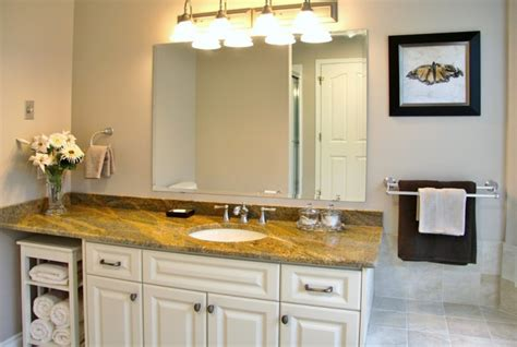 granite bathroom countertop designs ideas plans