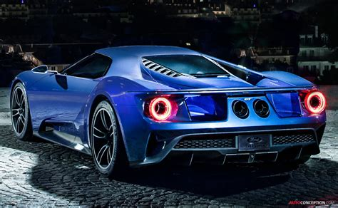 fastest ford ford gt becomes fastest production ford