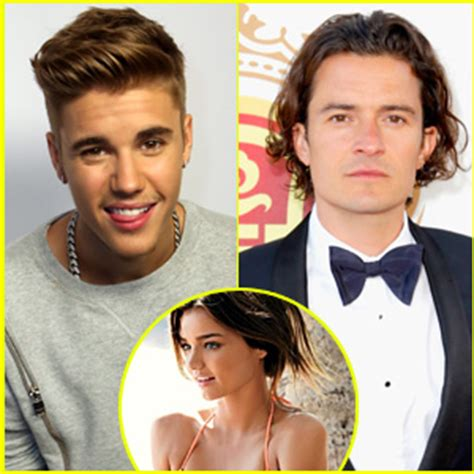 orlando bloom current wife justin bieber shares photo of orlando bloom s ex wife