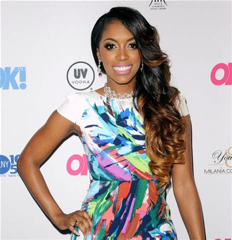 porsha williams hairline porcher stewart of atlanta housewives hairline porsha