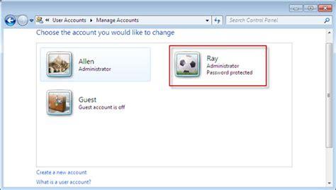 windows 7 reset password administrator account how to recover windows 7 administrator password