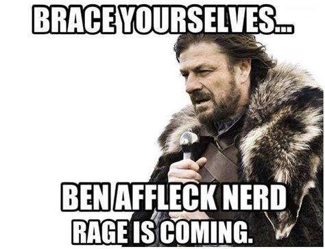 Ben Affleck Meme - 20 of the best reactions memes to ben affleck as batman