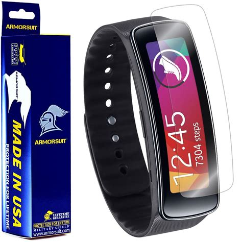 samsung gear fit screen protector armorsuit