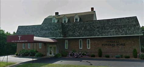 tindall funeral home inc in syracuse ny 13204