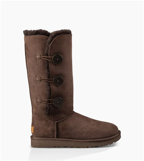 ugg boots bailey button ugg 174 canada s bailey button triplet ii classic