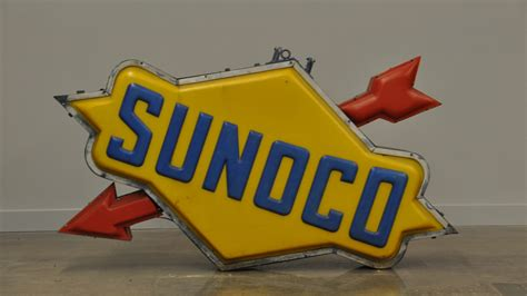 sunoco lighted signs for sale sunoco lighted sign 84x48x14 m175 kissimmee 2015