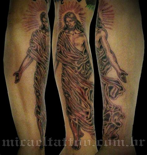 tattoo jesus forearm jesus tattoos tons of jesus tattoo designs ideas