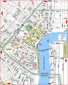 New Orleans Us Map by Gallery For Gt New Orleans City Park Map