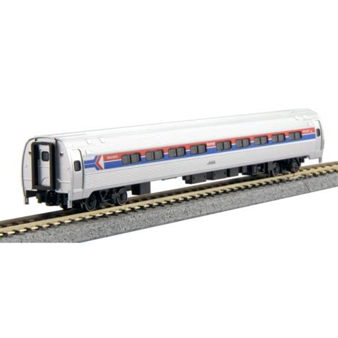 amfleet i phase i 4 car bookcase set n scale american trains