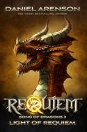 Dragons Rising Requiem For Dragons daniel arenson usa today bestselling author of