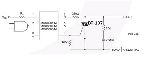 triac design application notes using an rc snubber with a triac is this design safe