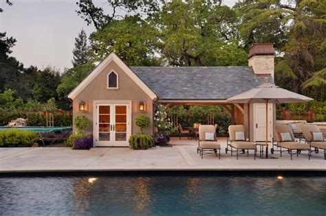 poolhouse plans lamb residence contemporary pool other metro by