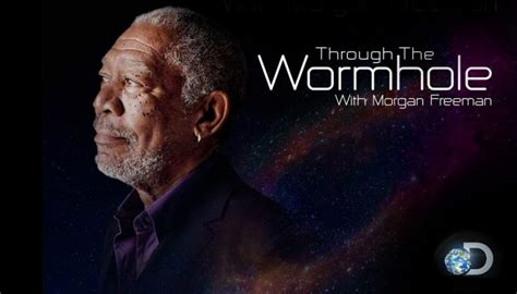 wormhole with freeman through the wormhole with freeman renewed for 8th