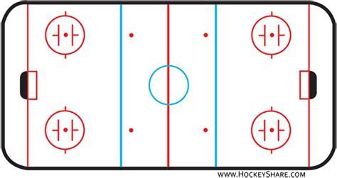 hockey rink layout design documents drills