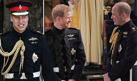 Prince William pulls best man prank on Prince Harry at