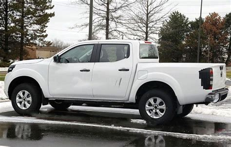 2020 Nissan Frontier Release Date by 2020 Nissan Frontier Engine Redesign Release Date And