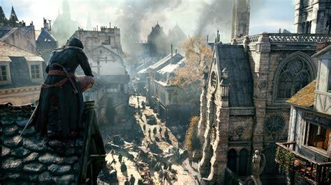 Kaset Ps4 Assassin S Creed Unity v 253 voj 225 r assassins creed unity otvorene o rozl 237 紂en 237 1080p by ps4 nezvl 225 dlo sector