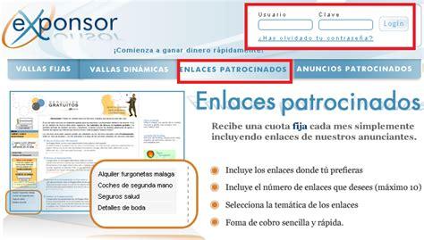 Enlaces Patrocinados Poner Publicidad En Mi Web Ganar Dinero Por