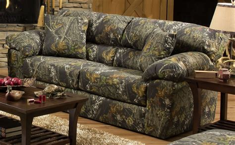 mossy oak sectional couch big game mossy oak sofa from jackson 320603000000