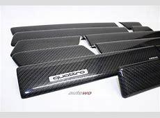 Audi 100/S4/A6/S6 C4 Zierleisten Satz Carbon X06 ... Audi Rs2 Limousine