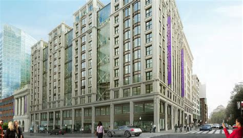 Emerson Mba Internship Review by Emerson College Building Addition And Renovation