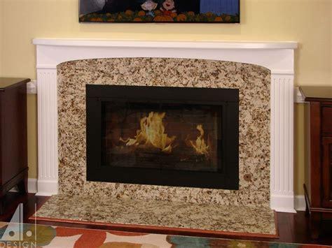 Fireplace Custom by Custom Painted Fireplace Mantel By Alan Harp Design