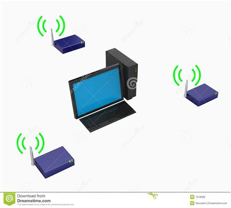 Hardware Wifi Laptop wireless pc computer hardware stock photography image
