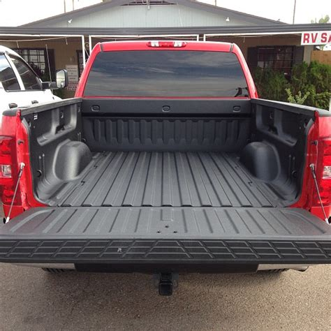 spray in truck bed liner truck bed sprayed with 1 spray in liner rhino linings
