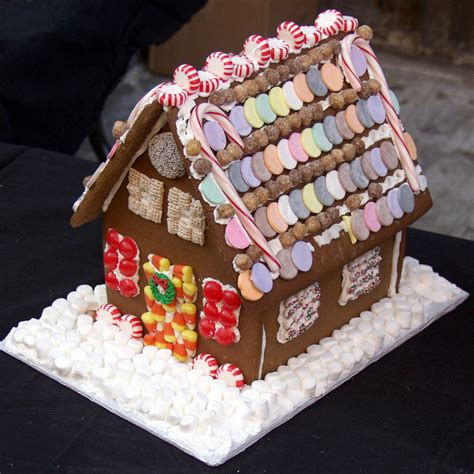 bilder kaminsims dekoriert fã r weihnachten lebkuchenhaus selber backen rezepte suchen