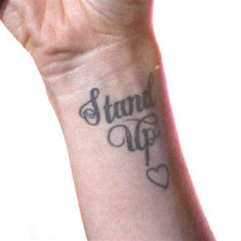 j tattoo on wrist jessie j tattoos steal her style