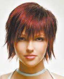 how to cut a choppy hairstyle short choppy layered bob hairstyles