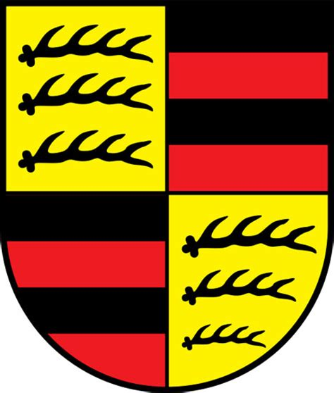 stuttgart coat of arms max hoffman designed the porsche logo too well not