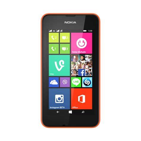 Nokia Lumia 530 Orange nokia lumia 530 dual sim orange mobile smartphone
