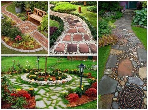 diy garden 30 design ideas for beautiful garden paths diy