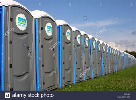 portable toilet facilities portable toilet stock photos portable toilet stock