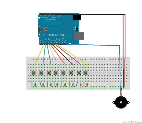 arduino code piano 301 moved permanently