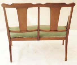 edwardian salon parlour suite sofa reupholstery antiques