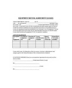 13 rental agreement templates free sle exle
